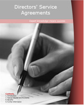 Directors Service Agreements