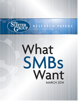 what SMBs want