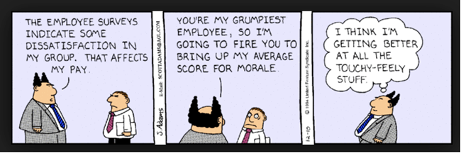 morale cartoon