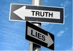 truth - lies