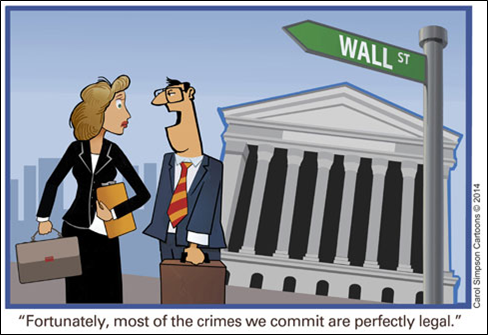 wall st lies