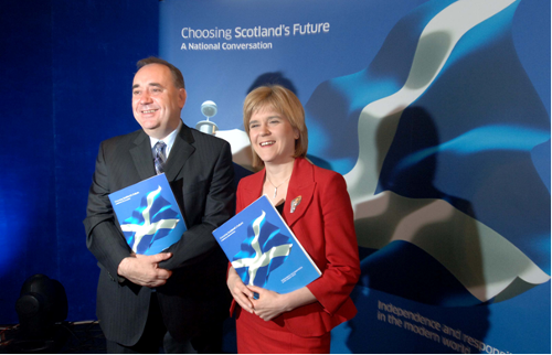 choosing scotlands future