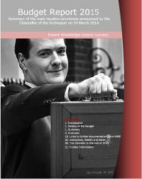 Budget Summary 2015