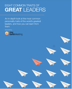 8 traits of great leaders