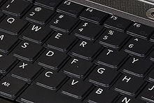 The QWERTY Keyboard