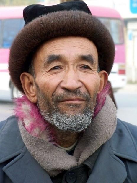 The Uyghurs