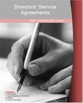Directors Service Agreements