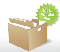 Pricing plan box