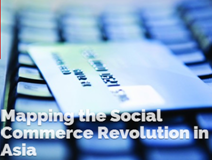 The convergence of social and e-commerce continues apace in Asia.