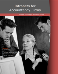 Accountancy intranet