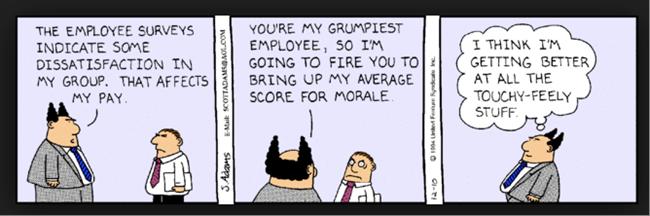 morale cartoon