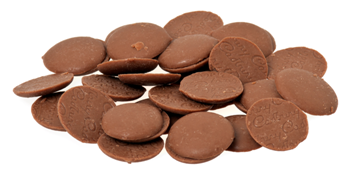 chocolate buttons