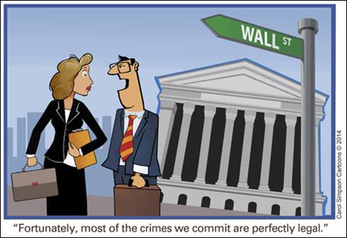 wall st lies